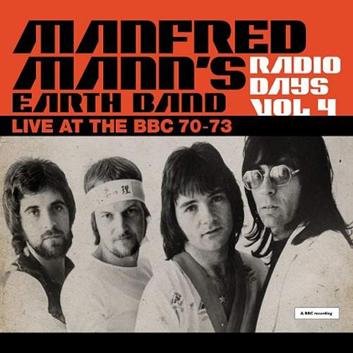 MANFRED MANN'S EARTH BAND - Live At The BBC 70-73