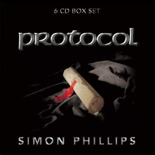 SIMON PHILLIPS / PROTOCOL - Box Set