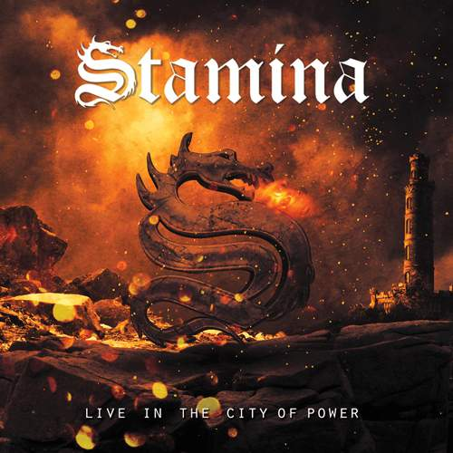 STAMINA - Live In The City Of Power