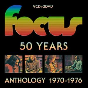 FOCUS – 50 Years Anthology 1970-1976