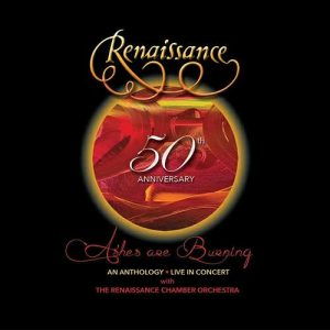 RENAISSANCE Release Report Of Their 50th Anniversary Celebration